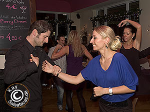 Salsa in Köln: Berry Lounge